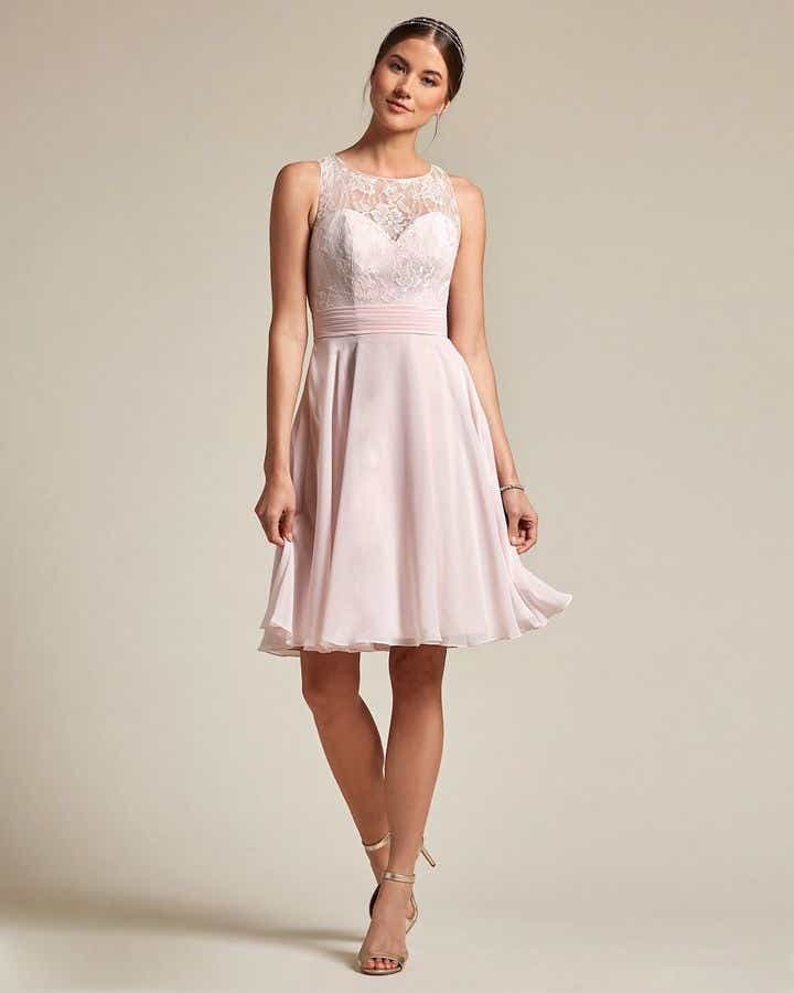Sweetheart Shaped Lace Maxi Dress - Front